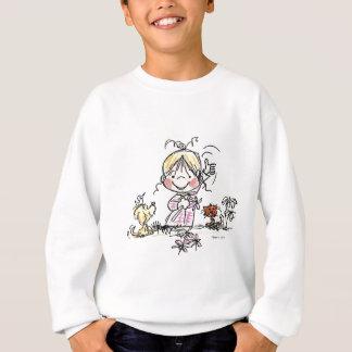 FL-001 Girl Waving Sweatshirt