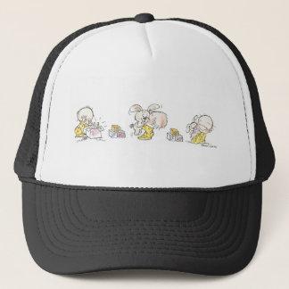 FL-006 Best Friends Trucker Hat
