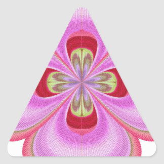 fl (2) triangle sticker