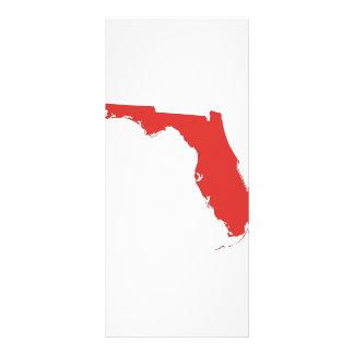 FL a RED State Rack Card