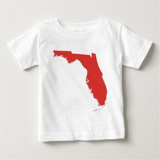 FL un estado ROJO T Shirts
