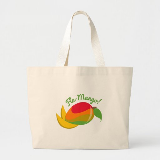 Fla-Mango Canvas Bags