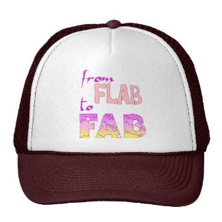 Flab to Fab Trucker Hat