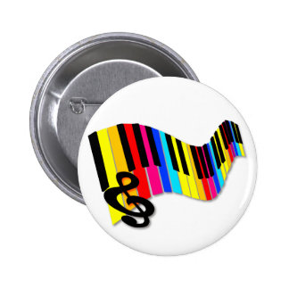 Flabby_Expression Pin Redondo 5 Cm
