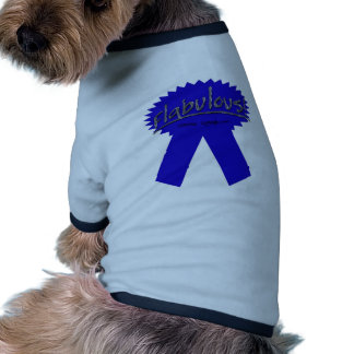 Flabulous Dog Shirt
