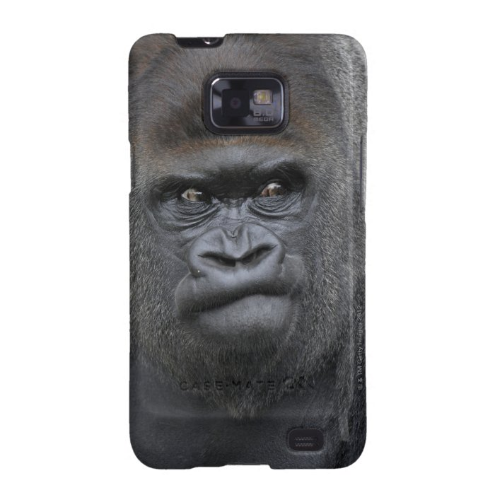 Flachlandgorilla, Gorilla Galaxy SII Cover