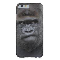 Flachlandgorilla, Gorilla gorilla, iPhone 6 Case