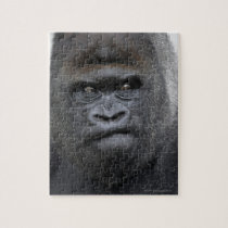 Flachlandgorilla, Gorilla Jigsaw Puzzle