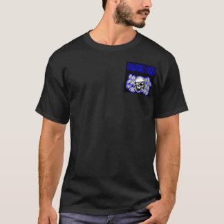 flag5pirate3art2, blueyfabnew T-Shirt