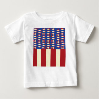flag 2017 Celebrate the 4th of July Baby T-Shirt