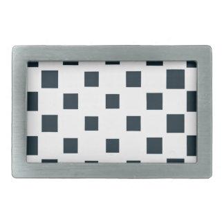 flag-42581 rectangular belt buckle