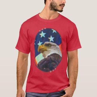 flag and Eagle 3 2016 tee shirt