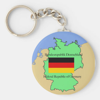 Flag and Map of Czech Republic Case-Mate Case Keychain