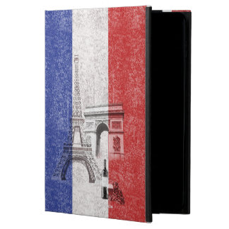 Flag and Symbols of France ID156 Powis iPad Air 2 Case