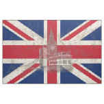 Flag and Symbols of Great Britain ID154 Fabric