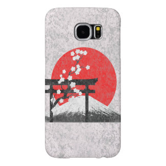 Flag and Symbols of Japan ID153 Samsung Galaxy S6 Case