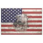 Flag and Symbols of United States ID155 Fabric