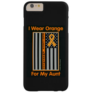 Flag/Aunt...RSD/CRPS Barely There iPhone 6 Plus Case