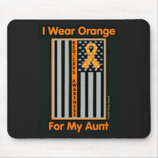 Flag/Aunt...RSD/CRPS Mouse Pad