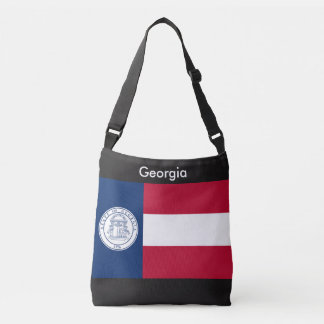 Flag Bag, Georgia Crossbody Bag