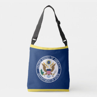 Flag Bag, United States State Department Crossbody Bag