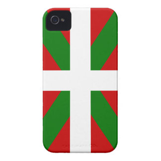 Flag Basque Country euskadi Case-Mate iPhone 4 Cases