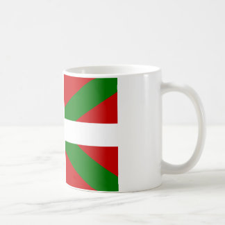 Flag Basque Country euskadi Coffee Mug