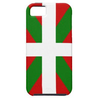 Flag Basque Country euskadi iPhone SE/5/5s Case