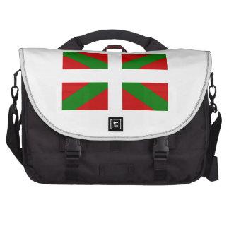 Flag Basque Country euskadi Computer Bag