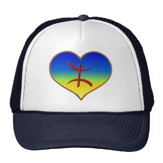 flag berbere trucker hat