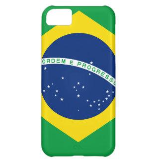 Flag Brazil. República Federativa do Brasil iPhone 5C Covers