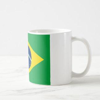 Flag Brazil. República Federativa do Brasil Coffee Mug