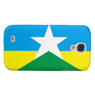 Flag Brazil Rondonia Samsung S4 Case