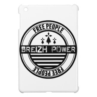 Flag Brittany Breizh free people Case For The iPad Mini
