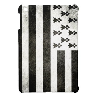 Flag Brittany Vintage Cover For The iPad Mini