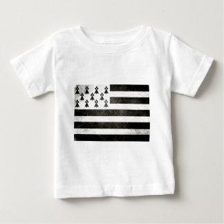 Flag Brittany Vintage Tee Shirt