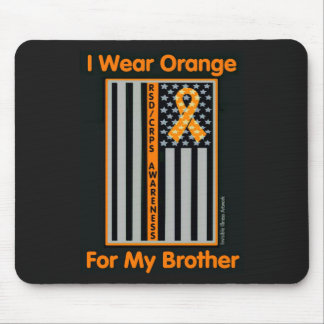 Flag/Brother.RSD/CRPS Mouse Pad