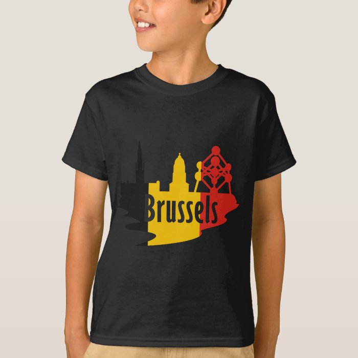 Flag Brussels T-Shirt