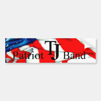 Flag Bumper Sticker 2
