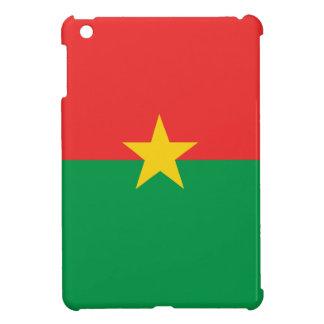 flag_burkina_farso case for the iPad mini