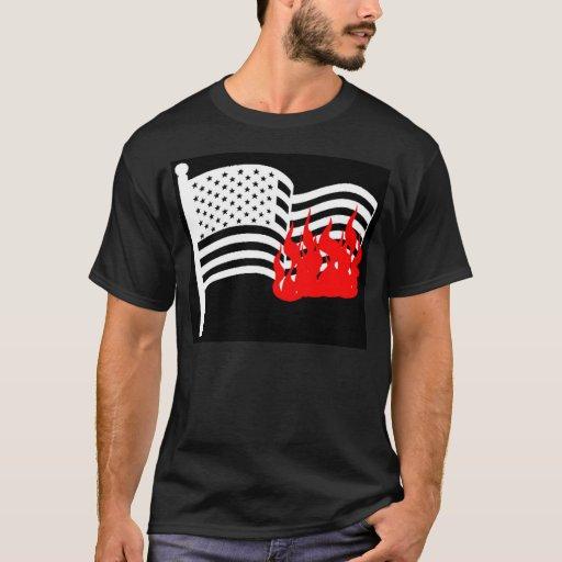 Flag Burning T-Shirt