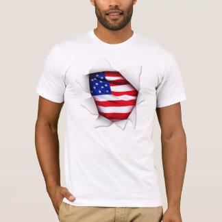 Flag Burst T-Shirt