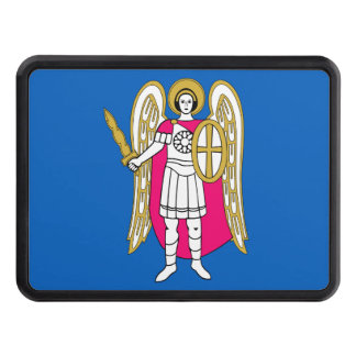 Flag / Coat of Arms of Kiev, Ukraine Saint Michael Hitch Cover