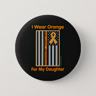 Flag/Daughter...RSD/CRPS Pinback Button