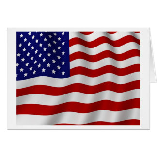 Flag day old glory cards