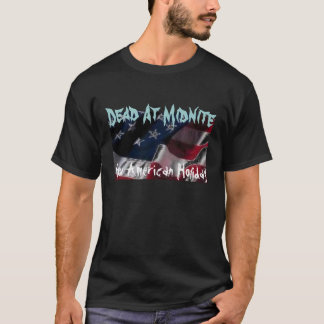 FLAG, Dead At Midnite, New American Holiday T-Shirt