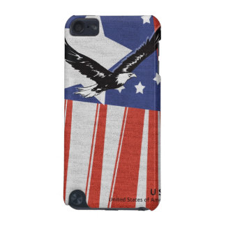 Flag Design-USA iPod Touch (5th Generation) Cover