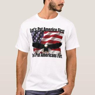 Flag & Eagle T-Shirt
