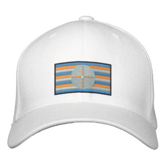 Flag Embroidered Hat