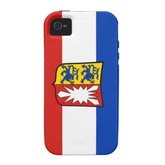 Flag - Fahne - Flagge - Germany Schleswig Holstein iPhone 4 Cover